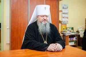Митрополит Корнилий встретился с уполномоченным по правам ребенка Ольгой Смирновой