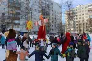 В Майской Горке и Ломоносовском округе готовятся отметить Широкую Масленицу