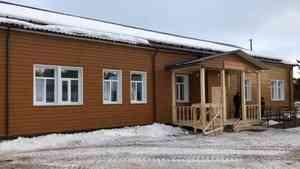 В Верколе на юбилей Абрамова губернатор Поморья откроет обновленный Дом культуры