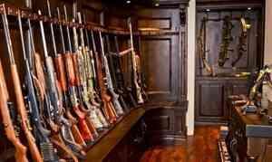 Росгвардия проверит условия хранения оружия у всех любителей пострелять