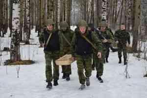 Региональный этап военно - спортивной эстафеты памяти В.Ф. Маргелова