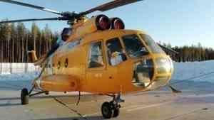 Вертолет, следовавший в Шиес, обстреляли картечью