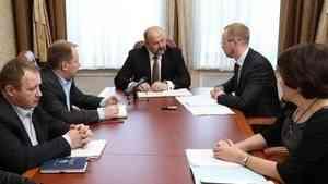 Устьянский район: курс на обновление