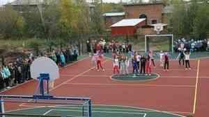 В Архангельской области в этом году построят 16 спортивных площадок