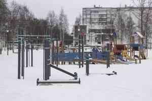 В 2020 году в Архангельской области построят 16 спортивных площадок