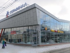 Транспортно-посадочный терминал наплощади уМРВ предлагает жителям Архангельска отведать вкуснейшие сладости