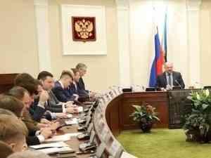 Правительство Архангельской области разработает «чёткий механизм реализации новых поручений Владимира Путина»