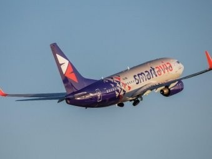 Smartavia установила новейшие фильтры очистки воздуха салона на всех своих самолетах
