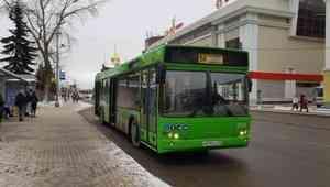 На «коронавирусных» выходных график движения автобусов в Архангельске не изменится