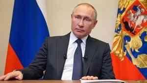 Владимир Путин продлил в России режим нерабочей недели до конца месяца