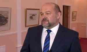 Глава региона Игорь Орлов подал вотставку пособственному желанию