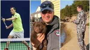 Играет в теннис и учится у Путина: несколько фактов про врио губернатора Поморья по 10 фото-постам