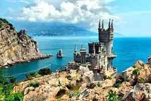 Привлекательность крымского туристического направления в современных условиях
