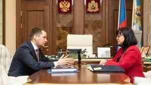 Александр Цыбульский: «Проект создания НОЦ крайне важен для региона»