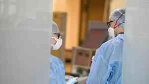 В Северодвинске госпитализировали двух человек с подозрением на коронавирус