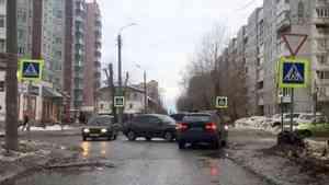 Смена схемы движения по Новгородскому проспекту спровоцировала рост аварийности