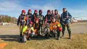 В этом году штат Единого лесопожарного центра пополнят молодые специалисты