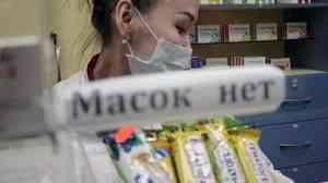 В округе Варавино-Фактория раскупили все маски и антисептики