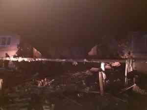 В Нижегородской области взорвался газ в доме, из-под завалов вытащили ребёнка