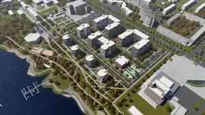 «Аквилон Инвест»: приоритет для парка и детсада