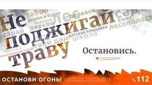 С первого мая в Архангельской области устанавливается пожароопасный сезон