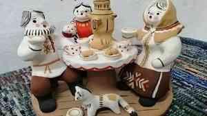 Каргополь приглашает на соседское виртуальное чаепитие