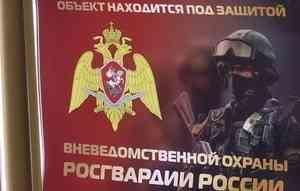 В городе Няндома Архангельской области сотрудники Росгвардии задержали подозреваемого в хищении товара
