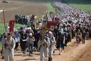 Самый массовый и длинный в России крестный ход — Великорецкий — в этом году пройдет без паломников