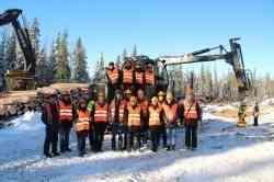 В САФУ готовят креативных инженеров для лесопромышленной отрасли