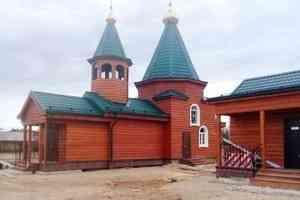 Группа компаний «УЛК» построила в Виноградовском районе храм и летом завершит благоустройство его территории