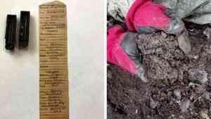 В лесах Калужской области нашли солдатский медальон 18-летнего красноармейца из Архангельска