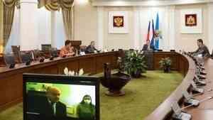 На заседании оперштаба в Архангельске раскритиковали работу федеральных медиков