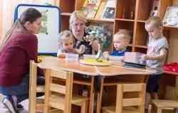 В детском садике «Зоренька» начнет работу дежурная группа