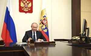 Путин назвал дату голосования за поправки в Конституцию