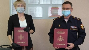 В средней школе Архангельска появится кадетский класс Росгвардии