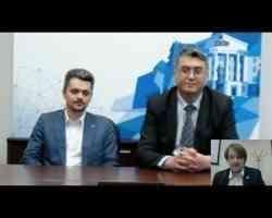 Марат Есеев и Сергей Рябченко рассказали о развитии науки в САФУ