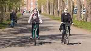 Северодвинск во время пандемии: гуляем по городу, где ввели масочный режим