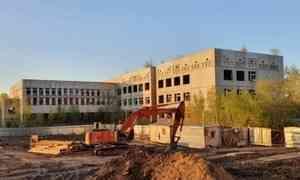 ВАрхангельске снесут недостроенный лицей наулице Пермомайской. Наего месте появятся школа идетский сад