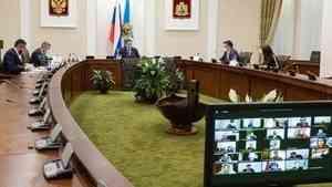 Александр Цыбульский предложил молодежи разработать совместный экологический проект