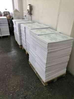 В Архангельской области печатают бюллетени для голосования по поправкам в Конституцию