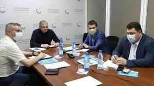 В Северодвинске прошло очередное выездное заседание оперштаба по противодействию распространению COVID-19