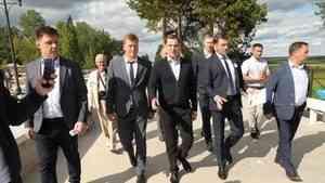 Александр Цыбульский: «Правительство области рассмотрит предложение бизнеса об ослаблении режимов самоизоляции в районах»