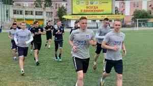 «Северная Двина» начала подготовку к новому сезону