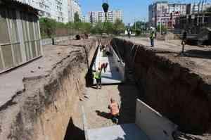 Проспект Новгородский перекроют на время ремонтов ТГК-2