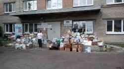 Для благотворительной акции волонтеры САФУ собрали более тонны макулатуры