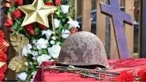 В Котласском районе захоронили останки солдата, погибшего в 1944-м в Крыму.
