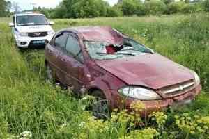 В Вилегодском районе в аварии с «Шевроле» пострадала 17-летняя пассажирка