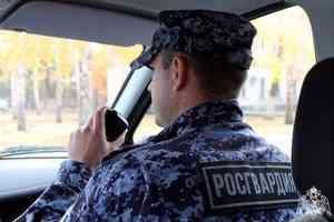 О результатах работы подразделений вневедомственной охраны Архангельской области за неделю
