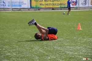 С 7 июля северянам разрешили тренироваться на стадионах