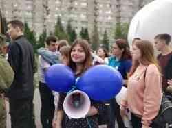 Алеся Юхневич: огромное количество отзывчивых людей – это отличительная черта нашего университета